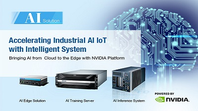 Advantech Industrial AI IoT Solution Powered by NVIDIA